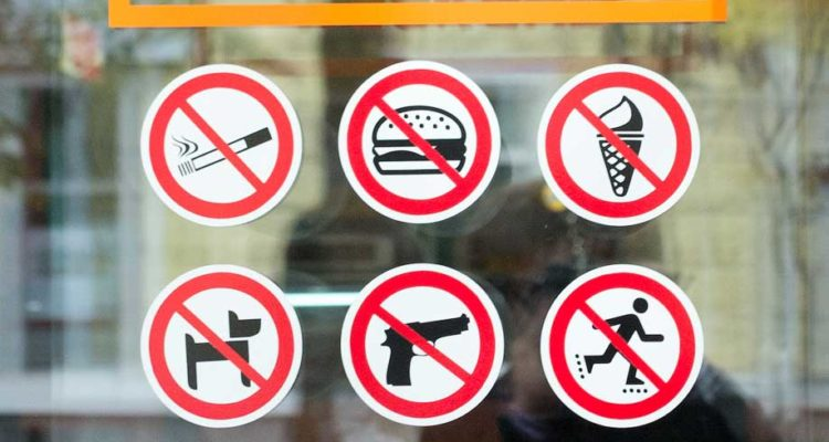 электрошокеры запрещены ли